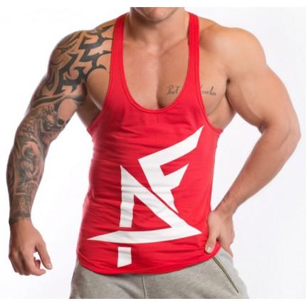 Férfi - Aesthetic Fitness - Férfi atléta (piros-fehér)
