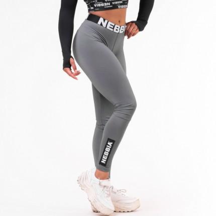 Női kollekció - NEBBIA - Scrunch butt sport leggings 691 (fekete)