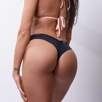 Női - NEBBIA - Brazil bikini alsó 632 (fekete)
