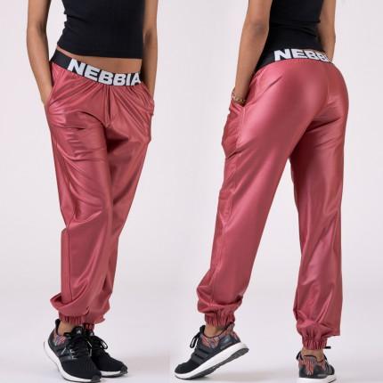 Női kollekció - NEBBIA - Női ülepes nadrág DROP CROTCH 529 (peach)