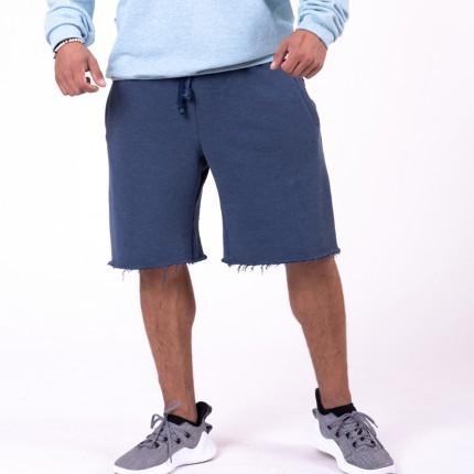 Férfi - NEBBIA - Férfi sport rövidnadrág 150 (dark blue)