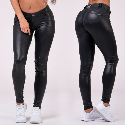 Női - NEBBIA - Bubble Butt push up leggings 539 (black)