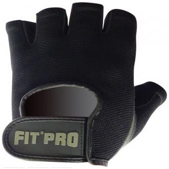 Power System - Férfi fitness kesztyű (FIT PRO) FP 07