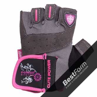 Power System - Női edzőkesztyű (pink) PS-2560