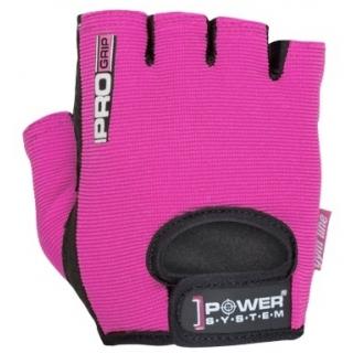 Power System - Edzőkesztyű nőknek (pink) PS-2250