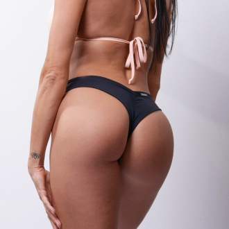 NEBBIA - Brazil bikini alsó 632 (fekete)