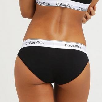 Calvin Klein - Bikini fazonú női alsó (fekete) F3787E-001