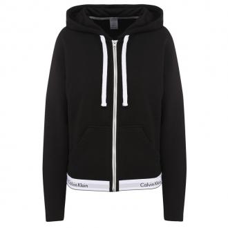 Calvin Klein - Női kapucnis felső (fekete) QS5667E-001