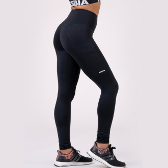 NEBBIA - Leggings FIT AND SMART 505 (black)