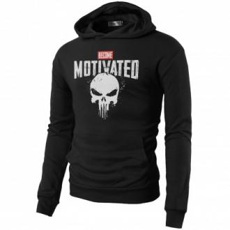 MOTIVATED - Férfi sportos pulóver BECOME MOTIVATED 307