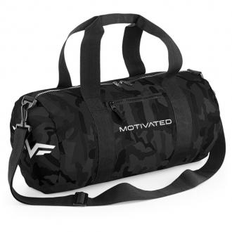 MOTIVATED - Edző táska (szürke terep) 319