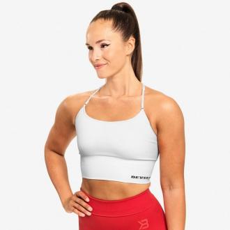 Better Bodies - Fehér sportmelltartó ASTORIA 110886 (white)
