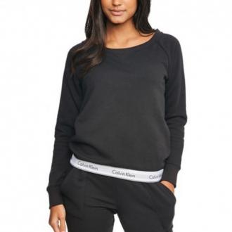 Calvin Klein - Női pulóver (fekete) QS5718E-001