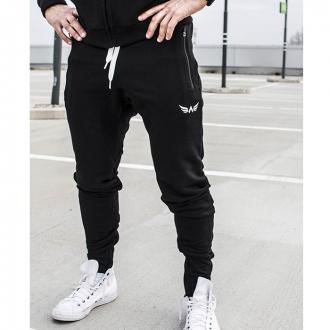 Exalted - Férfi fitness nadrág X1 (Fekete)