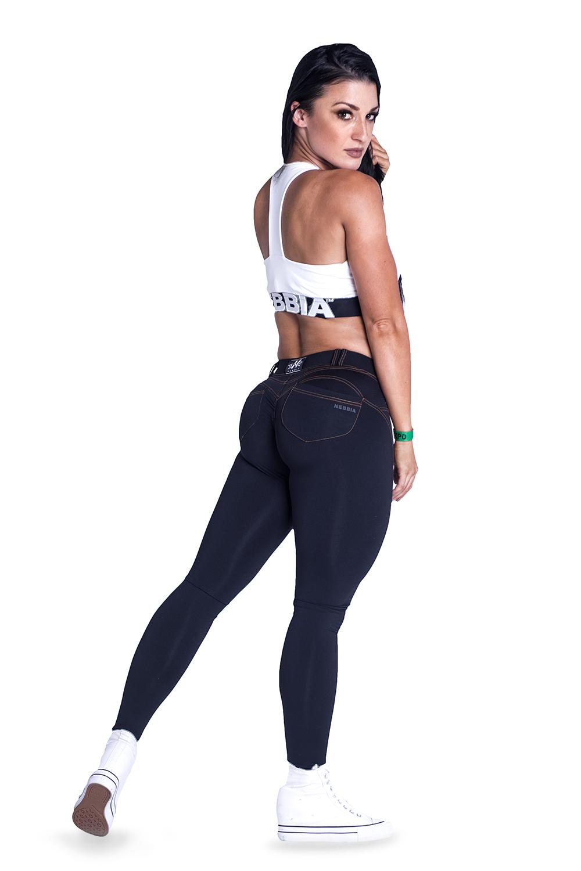 NEBBIA Bubble BUTT Pants Revolution Push Up nadrág 255 S